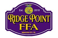 Ridge Point FFA - Knox Cox Co. Community Involvement